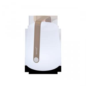 Lampada a LED senza fili - FERMOB - ricarica USB - color Muscade H25