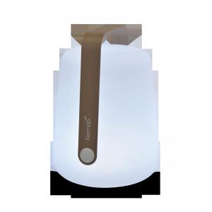 Lampada a LED senza fili - FERMOB - ricarica USB - color Muscade H38