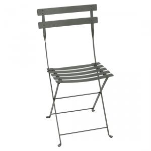 Fermob sedia pieghevole Bistro - Metal - color Rosmarino