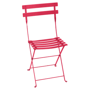 Fermob sedia pieghevole Bistro - Metal - color Fucsia