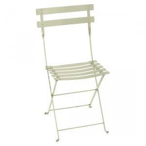 Fermob sedia pieghevole Bistro - Metal - color Verde Tiglio