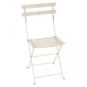 Fermob sedia pieghevole Bistro - Metal - color Lino