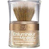 Polvere Illuminatore Minerali L'Oréal N° 02 Pesca