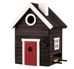 Casa per uccelli /WG106 - Multilock Cottage Nero