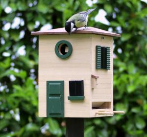 Casa per uccelli /WG116 - Multilock Casetta Mediterranea