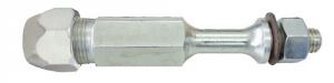 Adattatore per specchio retrovisore Piaggio Vespa PX 98-15