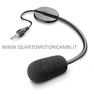 MICROFONO AD ASTA Compatibile con caschi jet e modulari Specifico per Interphone Tour, Sport, Urban e Serie MC