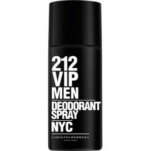 Carolina Herrera 212 Vip Men Deodorante Spray 150ml