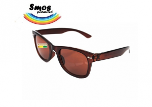 Smos Polarized OS29 52-18 Way Brown