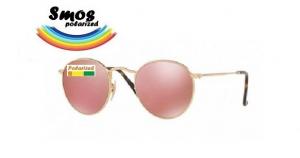 Smos Polarized OS8 51-21 Round Pink