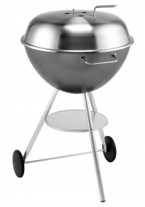Dancook 1400 Acciaio ø 58 cm - Barbecue a carbone
