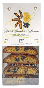 Cantucci Cioccolato e Limone - 200gr