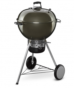 Barbecue a carbone Weber - Master Touch GBS ø  57 cm - Color Smoke