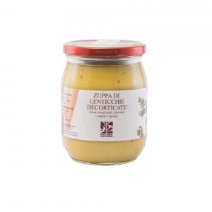 Zuppa di Lenticchie decorticate  - 500gr