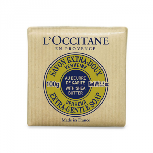 L'Occitane Shea Butter Extra Gentle Soap Vervain 100g