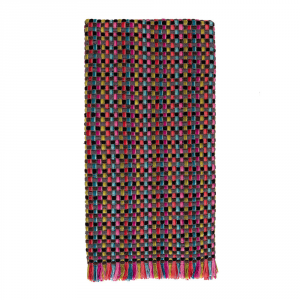 Missoni Home plaid con frange 130x190 cm JOCKER 160 multicolore