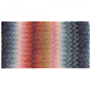 Missoni Home plaid in pura lana 140x180 cm VITTORIA 100 multicolore