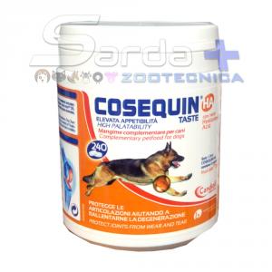 COSEQUIN TASTE HA 240 cpr - Condroprotettore per cani