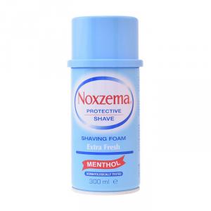 Noxzema Menthol Extra Fresh Schiuma Da Barba 300ml