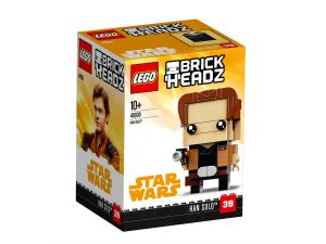 LEGO HAN SOLO# BRICKHEADZ 41608