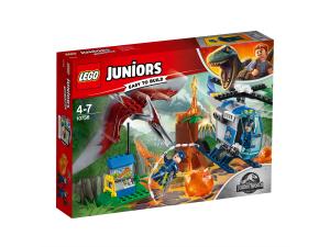 LEGO JUNIORS FUGA DEL PTERANODONTE - JURASSIC PARK 10756