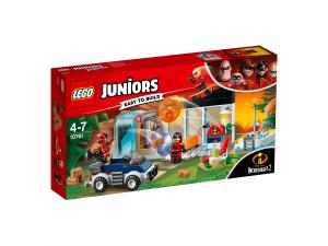 LEGO JUNIORS LA GRANDE FUGA DALLA CASA 10761