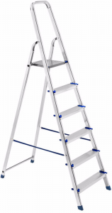 Scala piuma 6 gradini Framar