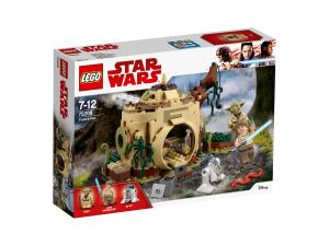 LEGO STAR WARS IL RIFUGIO DI YODA 75208