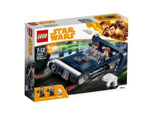 LEGO STAR WARS IL LANDSPEEDER# DI HAN SOLO 75209