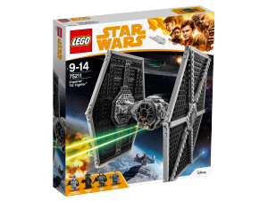 LEGO STAR WARS IMPERIAL TIE FIGHTER# 75211