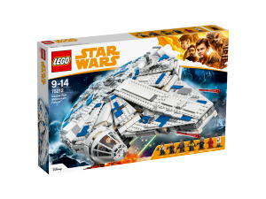 LEGO STAR WARS KESSEL RUN MILLENNIUM FALCON# 75212