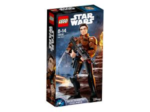 LEGO STAR WARS HAN SOLO# 75535