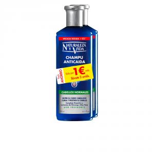Naturaleza Y Vida Anti Caduta Shampoo Capelli Normali 2x300ml