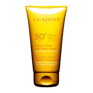 Clarins Sun Crema Solare Anti Rughe Spf50 75ml