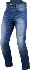 Jeans moto Macna Boxer Covec Blu