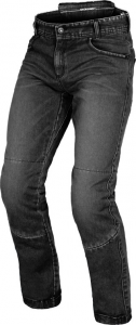 Jeans moto Macna Porter con Kevlar Nero