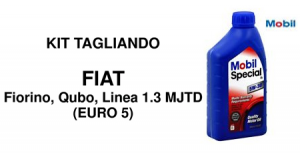 Kit filtri Fiat Fiorino Qubo 1.3 Multijet Euro 5