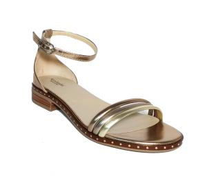 Sandalo basso color sandalo Nero Giardini