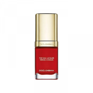 Dolce And Gabbana The Nail Lacquer Intense Nail Lacquer 610 Fire 10ml