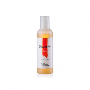 Shampoo BIo con estratto di foglie di olivo