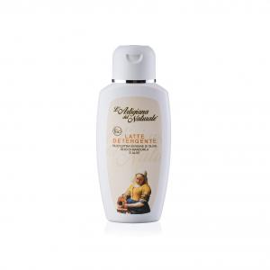 Latte detergente BIO olio di oliva, olio di mandorla e aloe