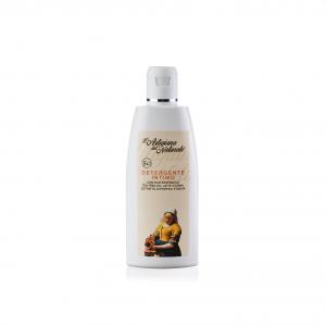 Detergente intimo BIO con olio essenziale tea tree oil, latte d'asina, estratto di propoli e malva