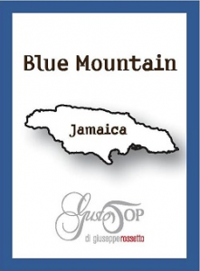Caffè monorigine in cialda Jamaica Blue Mountain, confezione da n. 50 cialde in carta ese 44 mm compatibili