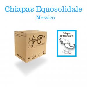 Caffè monorigine in cialda Messico Chiapas Equosolidale, confezione da n. 50 cialde in carta ese 44 mm compatibili