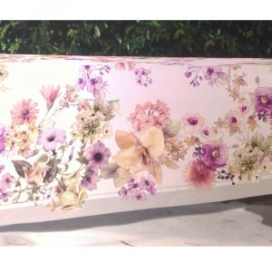 Tovaglia rettangolare 6 persone 145x190 cm TAG HOUSE - Flower