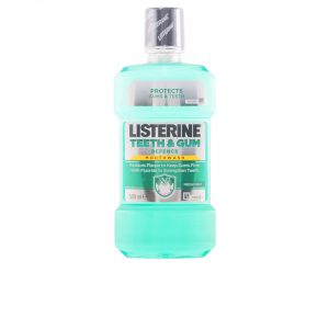 Listerine Teeth And Gum Risciacquo Orale 500ml