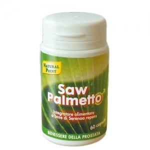 Saw Palmetto - Integratore di Palma Nana (Serenoa Repens)- FUNZIONALITA' PROSTATICA E DELLE VIE URINARIE