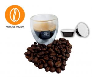 156 capsule cialde caffè compatibili Lavazza A Modo Mio miscela fervore