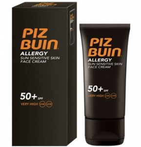 Piz Buin Allergy Crema Viso Fp50+ 50Ml