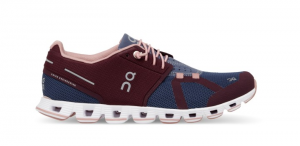 Scarpe running ON Cloud W Mulberry/Velvet